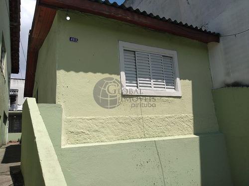 Locação Casa São Paulo Jardim Cidade Pirituba - L136