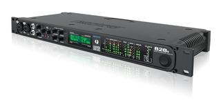 Placa Audio Motu 828x Thunderbolt Audio Placa ®