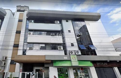 Conjunto/sala Comercial Para Aluguel, Bom Fim - Porto Alegre/rs - 6021
