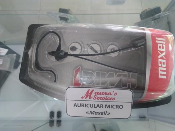 Micro Auricular Maxell 3.5mm