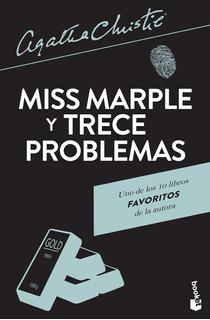 Miss Marple Y Trece Problemas - Agatha Christie - Booket