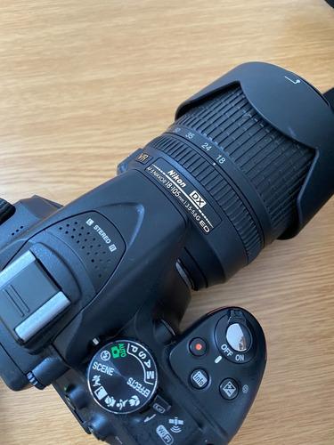 Nikon D5300 + Lente Vr 18-105 + Acessórios