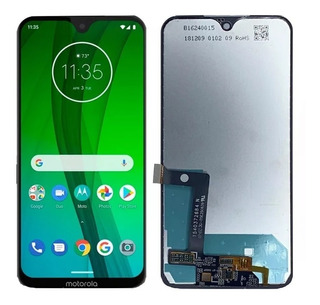 Lcd Display Touch Screen Moto G7 Xt1962 G7 Plus Xt1965 Novo