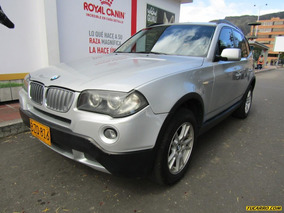 Bmw X3 [e83] 3.0i At 3000cc