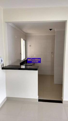 Apartamento De 2 Quartos Para Venda - Nossa Senhora Da Abadia - Uberaba - Izm53ea0-343712