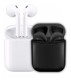 Audífonos iPhone AirPods Bluetooth Inalambricos I12 Tws