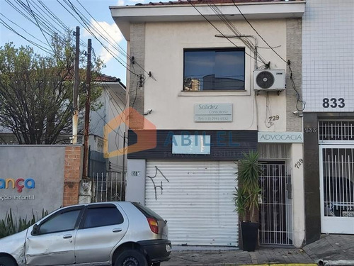 Imagem 1 de 5 de Sobrado Comercial Rua Itapeti - 7781