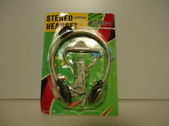 Stereo Headset Omega Cód:79