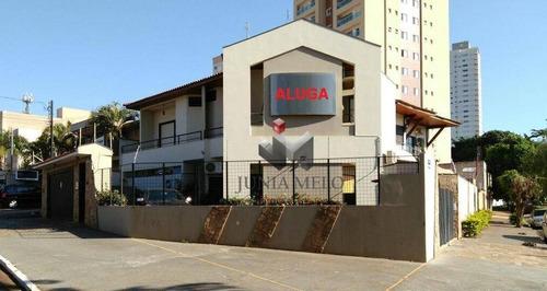 Sobrado Para Alugar, 442 M² Por R$ 8.000,00/mês - Jardim São Luiz - Ribeirão Preto/sp - So0175