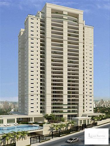 Apartamento Alto Padrão 3 Suítes 4 Vagas A Venda Jardim Anália Franco/vila Regente Feijó - Ap00033 - 32876158