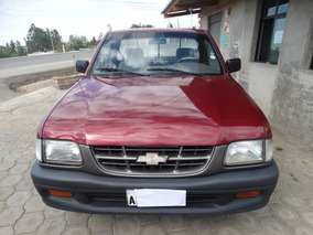 Camioneta Chevrolet Luv 2000