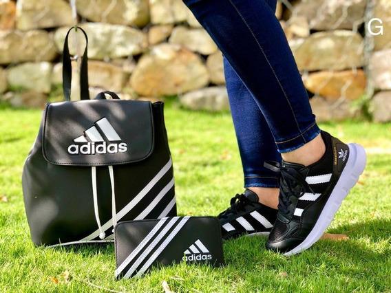 Zapatos Cartera Y Monedero