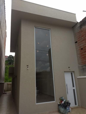 Bela Casa De 2 Dormitórios Térrea - Ca0193