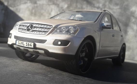 Mercedes Ml350 W164 Minichamps 1:18 Modificada Ñ Welly Norev