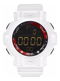 Relógio Technos Masculino Flamengo Oficial Fla8111/8b
