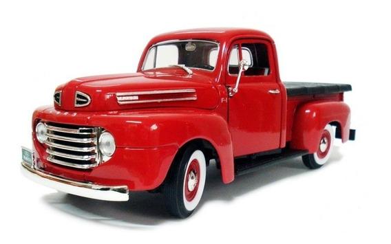 Ford F-1 Pickup 1948 1/18 Road Signature .espectacular!.