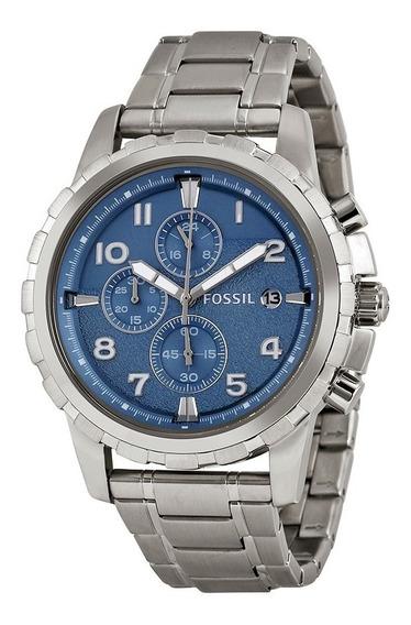 Relógio Masculino Fossil Dean - Fs5023 ( Nota Fiscal )