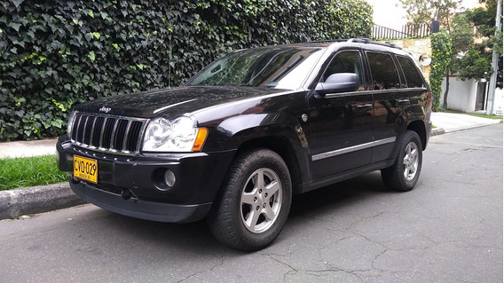 Jeep Grand Cherokee Limited Americana En Excelente Estado