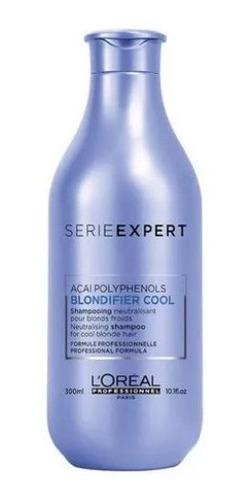 Imagem 1 de 1 de Loreal Shampoo Blondifier Cool 300ml Original