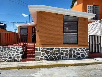 Casa En Venta En Un Solo Nivel, En Cuernavaca Morelos.