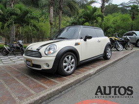 Mini Cooper At 1.600 Cc Pepper