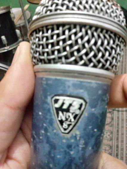 Microfone Jts X8 Semelhante Shure