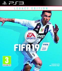 Fifa 19 Ps3 Play 3 Midia Digital Original Em Portugues