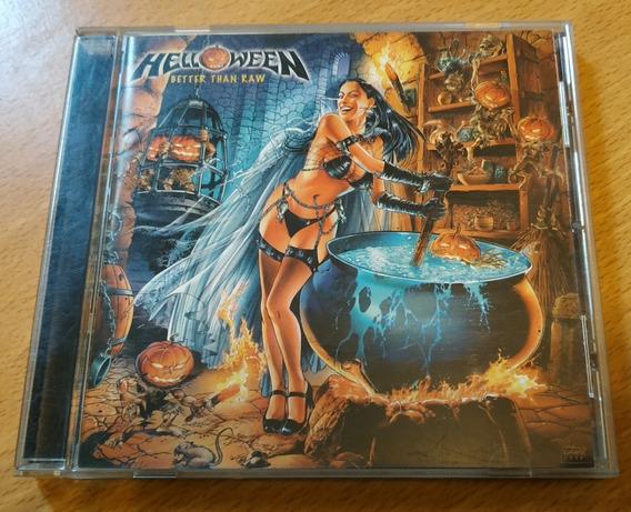 Helloween - Better Than Raw (cd Brasil) Bonus Track