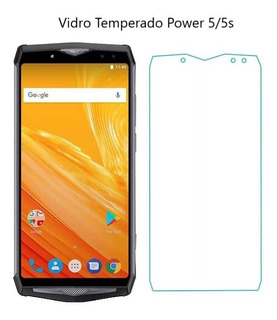 Peliculas De Vidro Ulefone Power 5/5s Kit Com 2 Peliculas