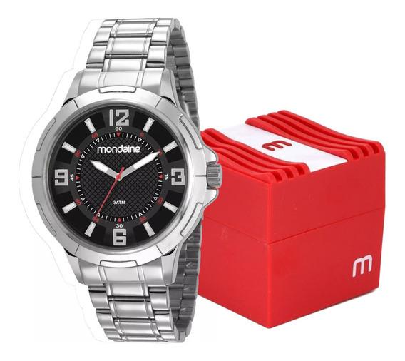 Relógio Mondaine Masculino 83398gomvne1 Original C/caixa