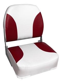 Cadeira Para Barco Lancha Banco Estofada Sem Base Giratória