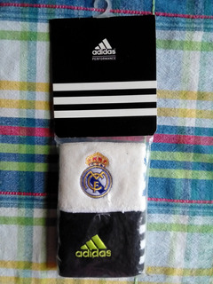 Muñequeras adidas Real Madrid Original