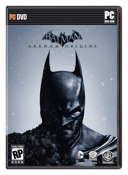 Batman Arkham Origins Pc Original Frete Gratis !!