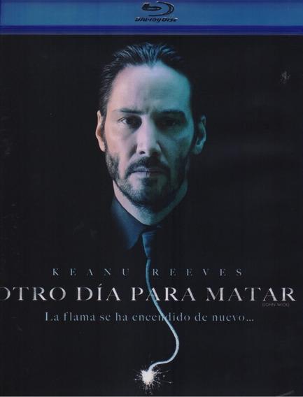 Otro Dia Para Matar John Wick Pelicula Blu-ray
