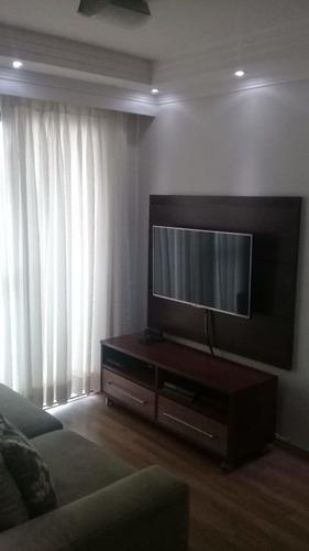 Apartamento Para Venda No Bairro Vila Rio De Janeiro Em Guarulhos - Cod: Ai22443 - Ai22443