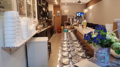Heladería Cafetería En Palermo Capital Federal