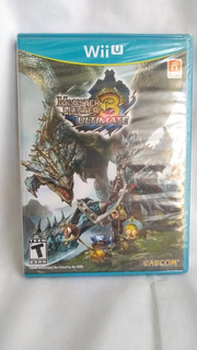 Monster Hunter 3 Ultimate - Nuevo Y Sellado - Wii U