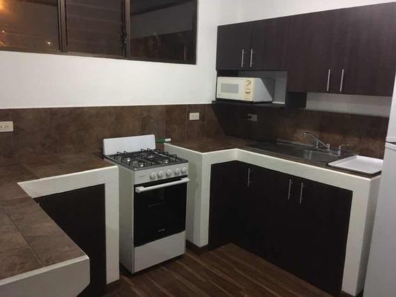 Apartamento En Condominio Semi-amueblado.san Antonio De Coro