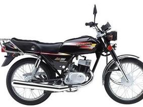 Suzuki Ax 100 Consultar Contado 12 Ctas $3468 Motoroma