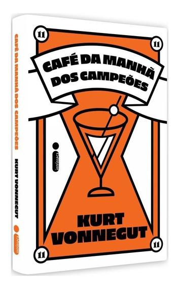 Livro - Café Da Manhã Dos Campeões - Capa Dura Lacrado!