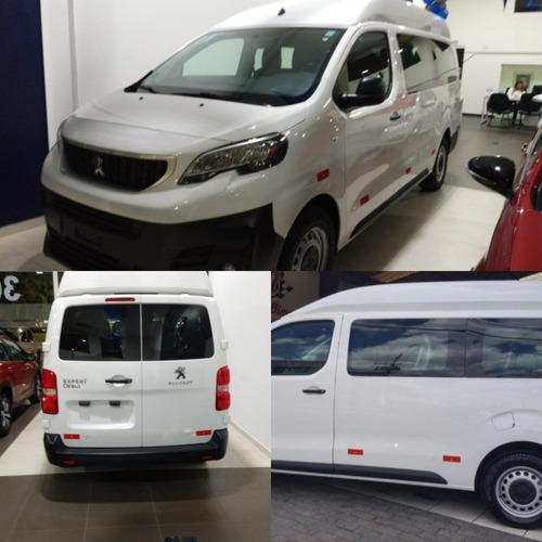 Peugeot Expert Minibus 2020 1.6 (11l) Td Blue Hdi 5p