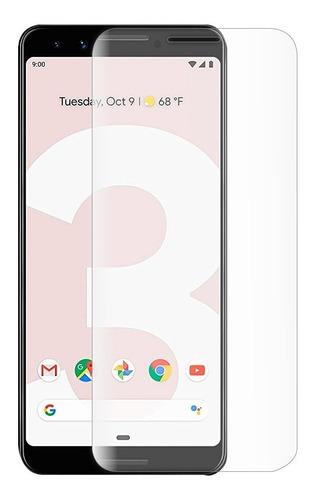 Film Silicona Hydrogel Templado Full Google Pixel Colocación