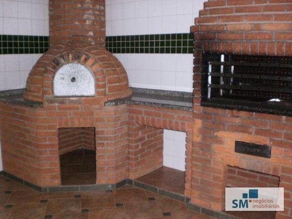 Apartamento Residencial Para Venda E Locação, Jardim Diadema, Diadema. - Ap0364