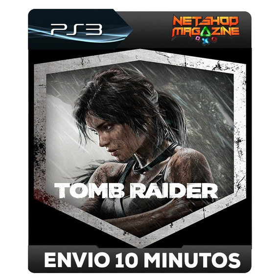 Tomb Raider 2013 - Digital Edition - Psn Ps3 - Promoção