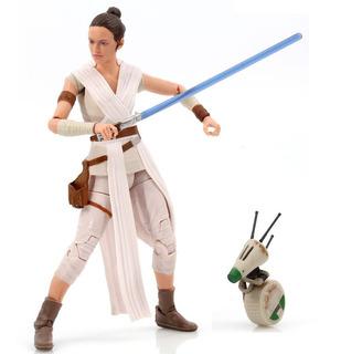 Rey & D-o Star Wars Rise Of Skywalker The Black Series 6