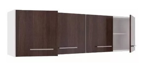 Imagen 1 de 2 de Mueble Alto De Cocina/repostero/estante...melamina 18mm