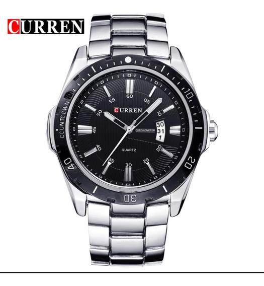 Relógio Currem Masculino 8110 Importado Original