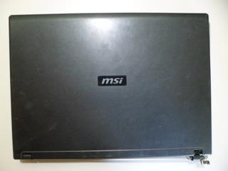 0180 Notebook Msi Vr602 / Ms-163n