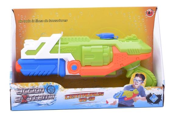 Pistola Lanza Agua 38 Cm Centaurus Vz-13 El Duende Azul