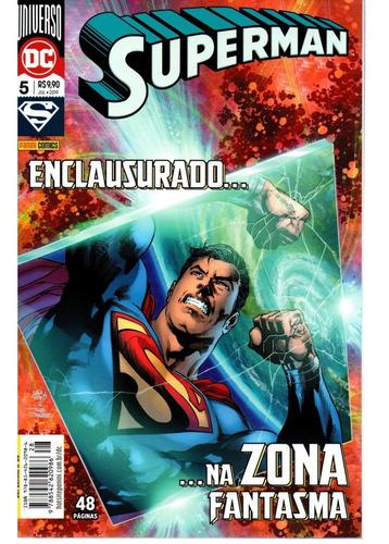 Superman 5 4ª Serie - Panini 05 - Bonellihq Cx102 H19